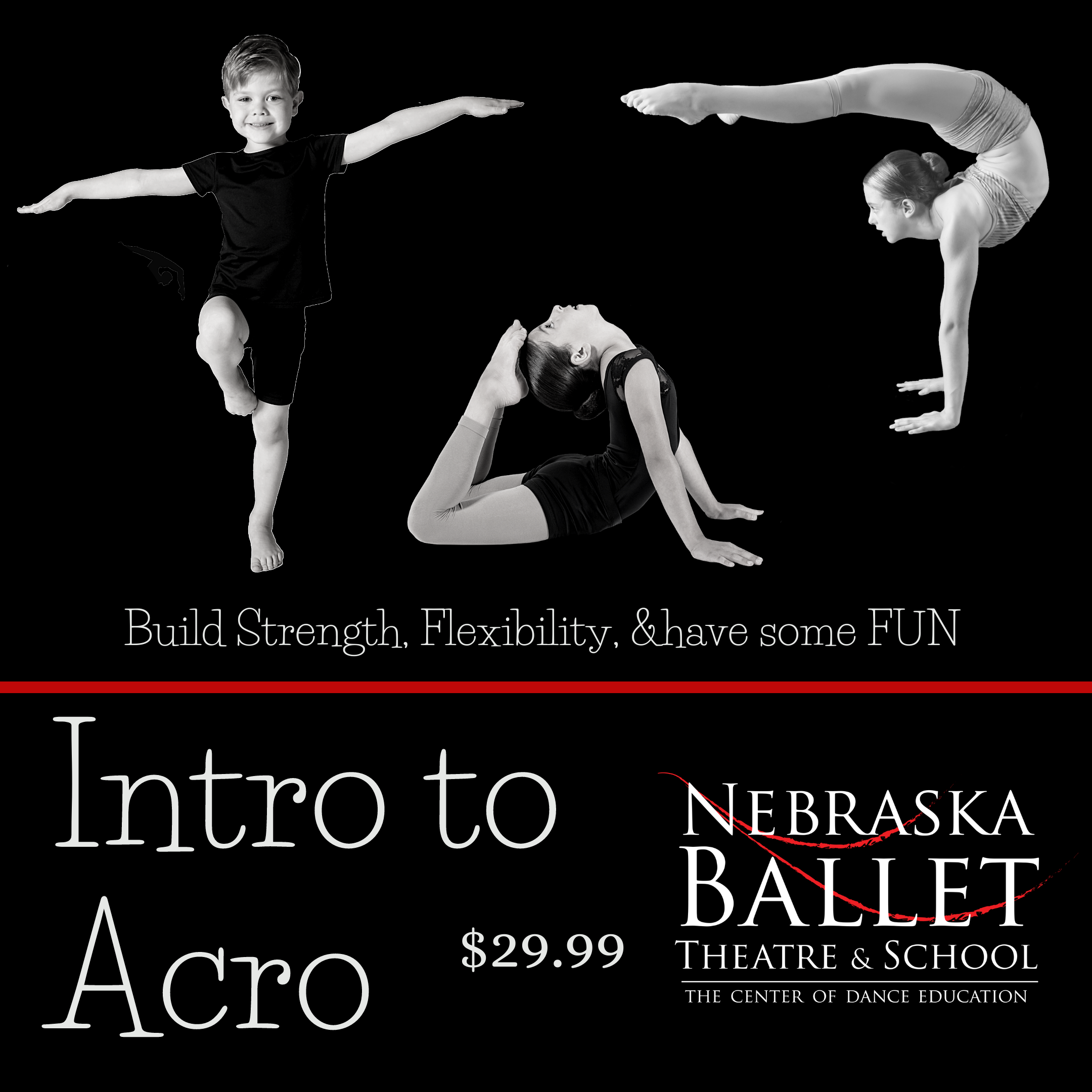 Acro Intro to Dance